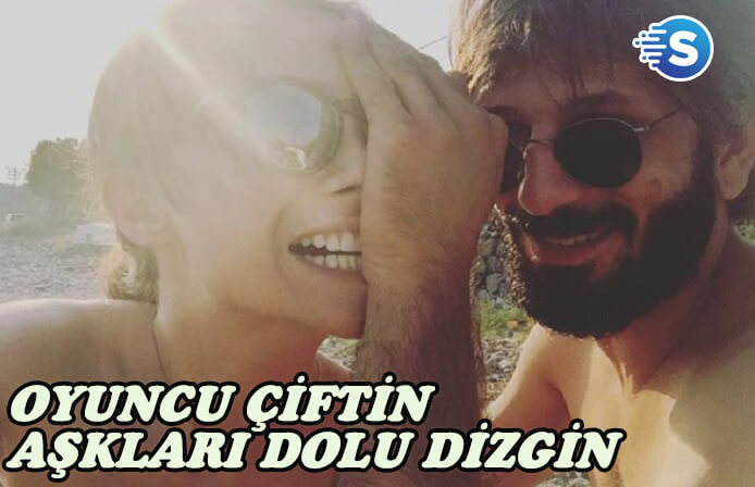 Ushan Çakır-Damla Sönmez aşkı dolu dizgin devam ediyor!