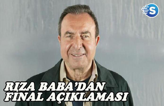 Arka Sokaklar'ın Rıza Baba'sı Zafer Ergin'den 'final' açıklaması
