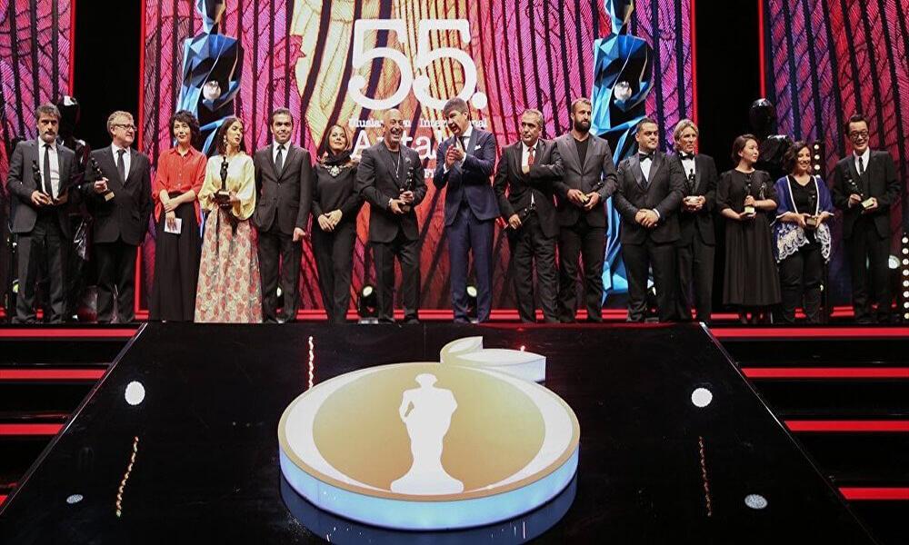55. Antalya Uluslararası Yarışma ödülleri sahiplerini buldu