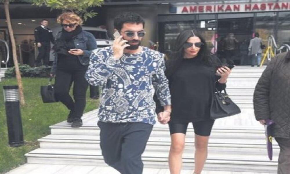 Arda Turan ve Aslıhan Doğan el ele!