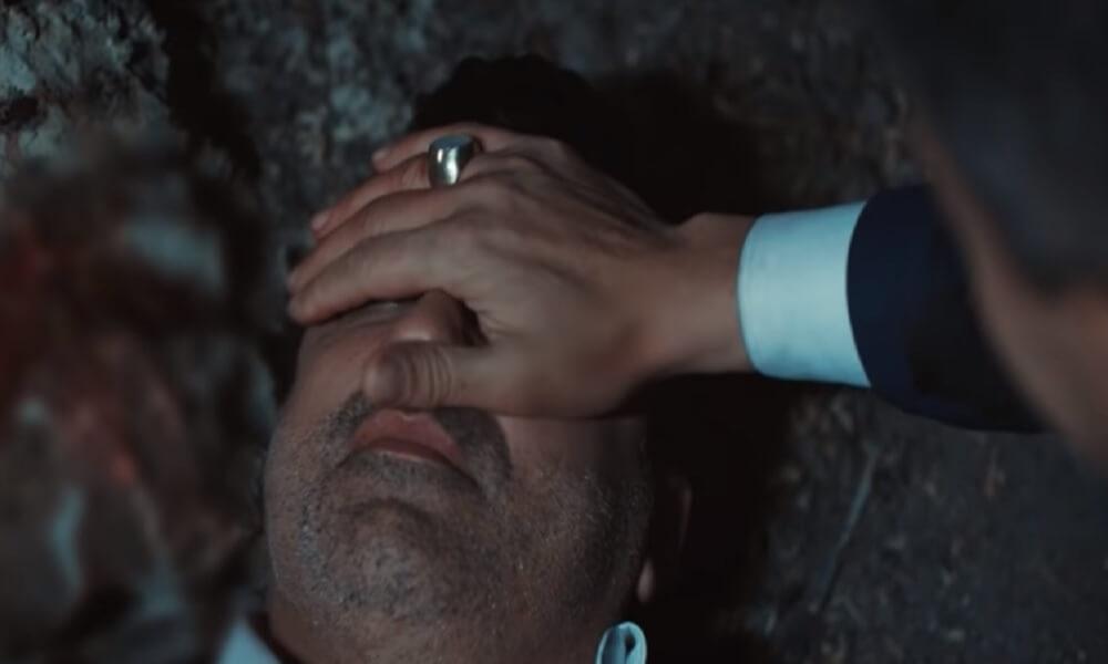 Ve Ali Aşk ve Mavi'de ölüyor!