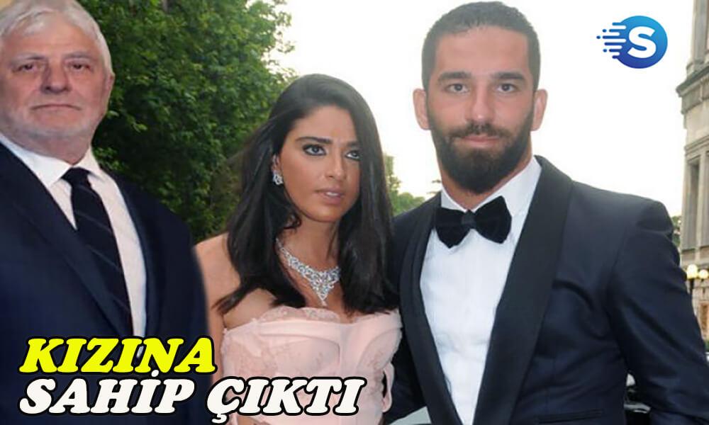 Aslıhan Doğan'ın babası kızını Arda Turan'ın evinden aldı!