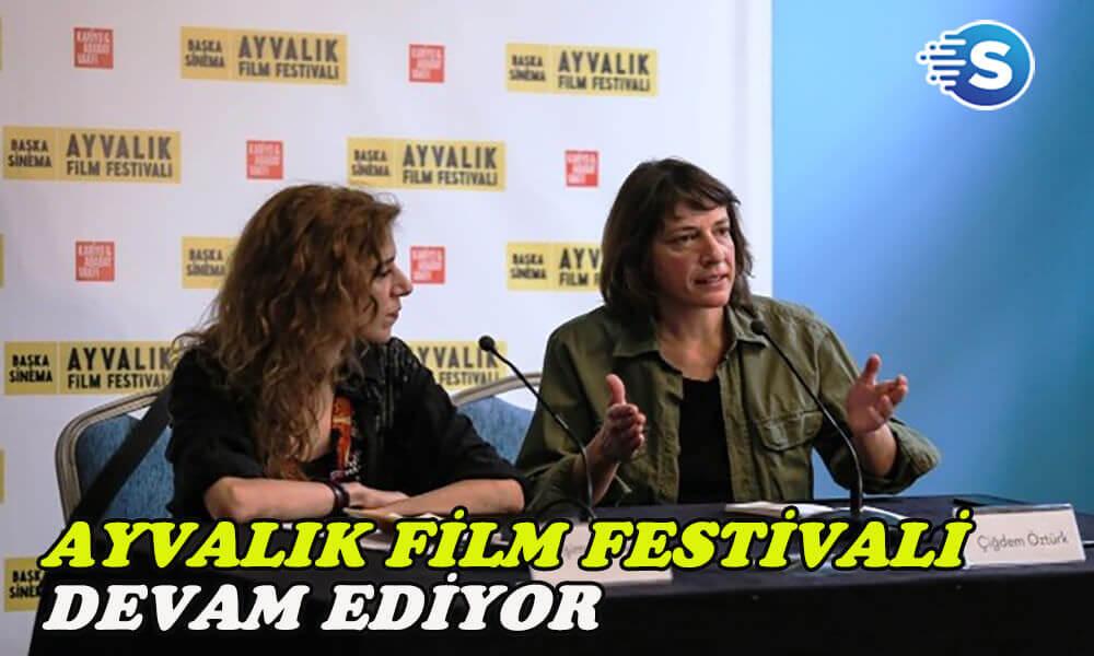 Başka Sinema Ayvalık Film Festivali 3. gününü geride bıraktı
