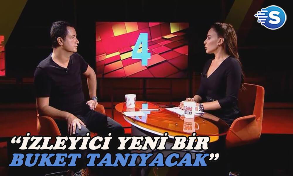 Buket Aydın '40' ile bu akşam CNN Türk'te