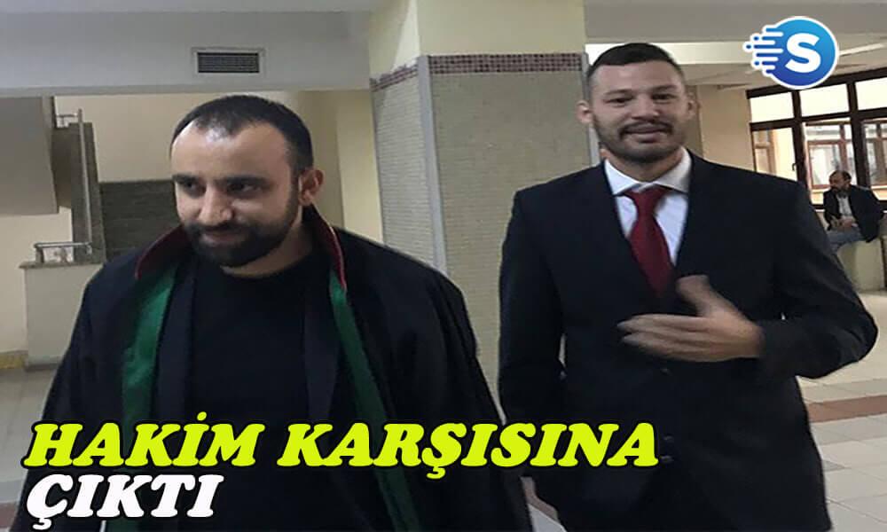 Çağan Atakan Arslan, 'Türk milletini aşağılama' suçu ile mahkemeye çıktı