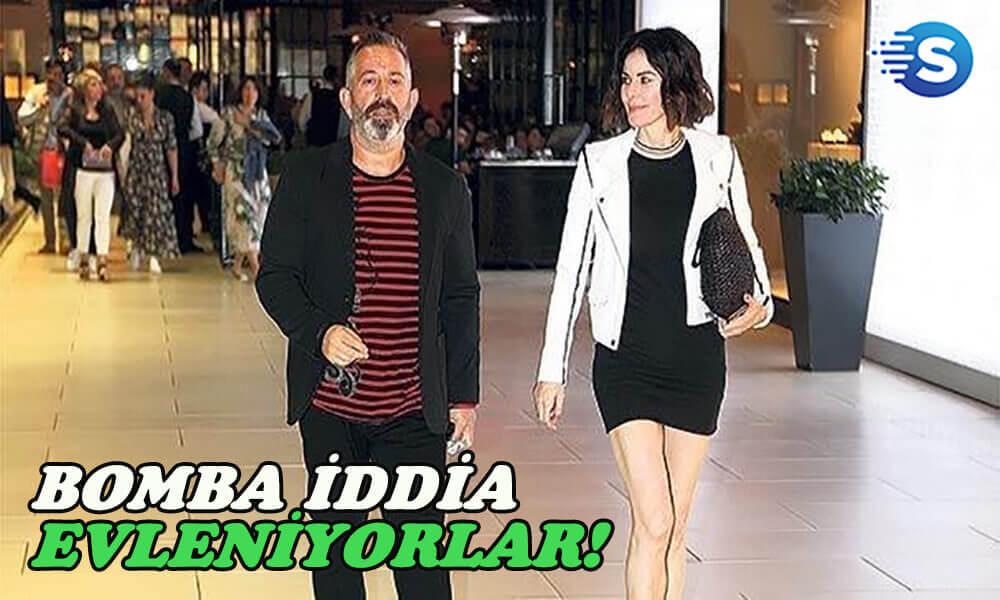 Bomba iddia! Cem Yılmaz ve Defne Samyeli evleniyor!