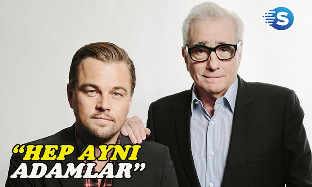 Leonardo DiCaprio ve Martin Scorsese tekrar aynı filmde, bu durumda Cem Yılmaz'ın dilinde!