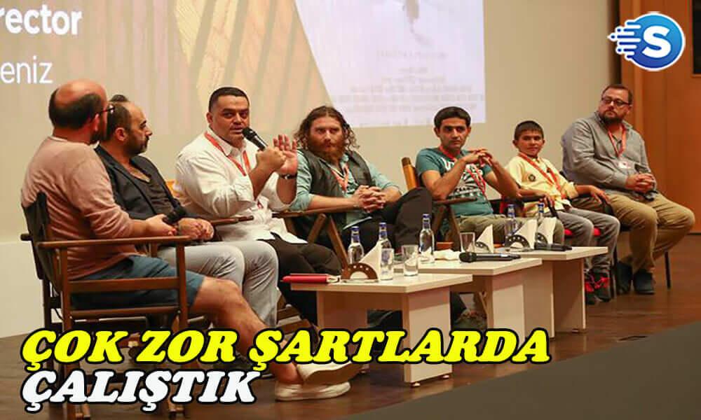 Antalya Film Festivali programı'nda günün son programı Çınar oldu