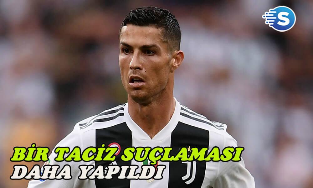 Cristiano Ronaldo'nun başı dertte! İkinci bir tecavüz iddiasında bulunuldu
