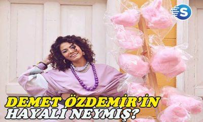 Demet Özdemir o isimlerle oynamayı hayal ediyor!