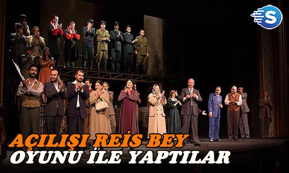Devlet Tiyatroları yeni sezonu açtı