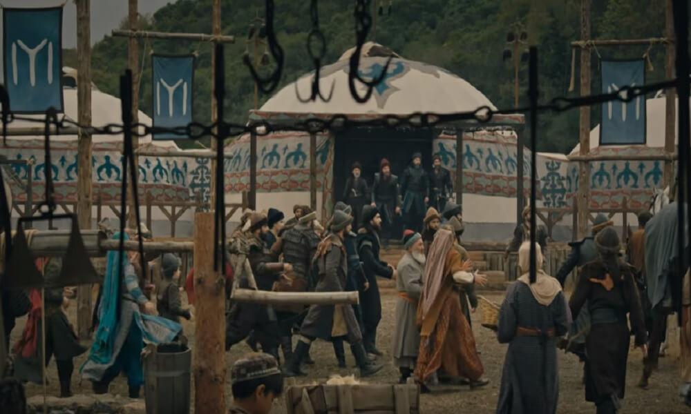 Beklenen fragman geldi! Diriliş Ertuğrul 5.sezon tanıtımı yayınlandı