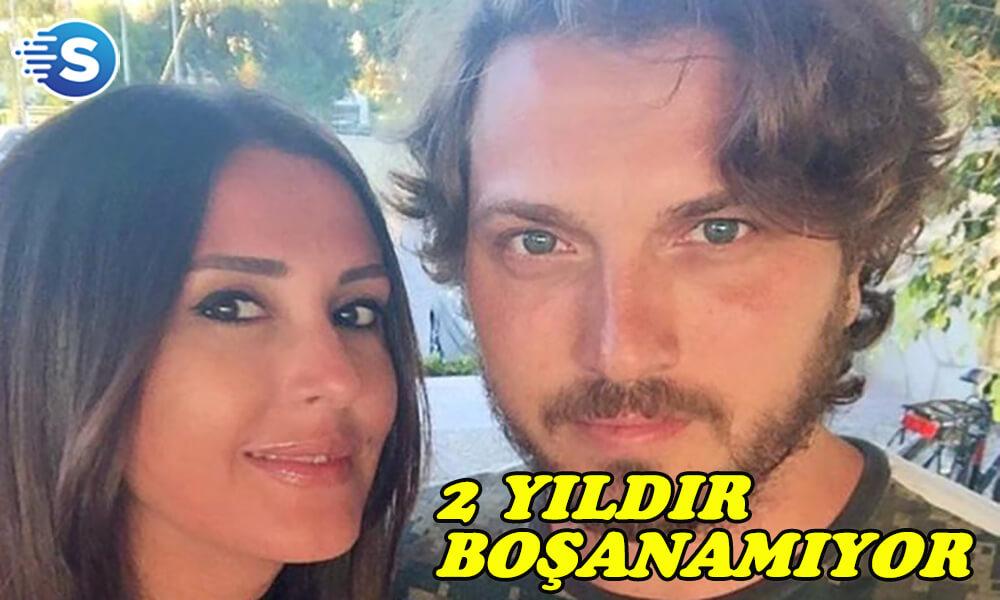 Ebru Destan'ın 'boşanamama' isyanı