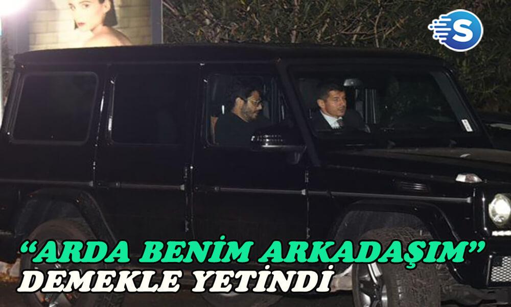 Burak Yılmaz arkasındayım dedi, Emre Belezoğlu arkadaşım demekle yetindi!