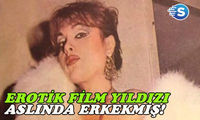 Erotik film yıldızı Emel Aydın aslında erkekmiş!