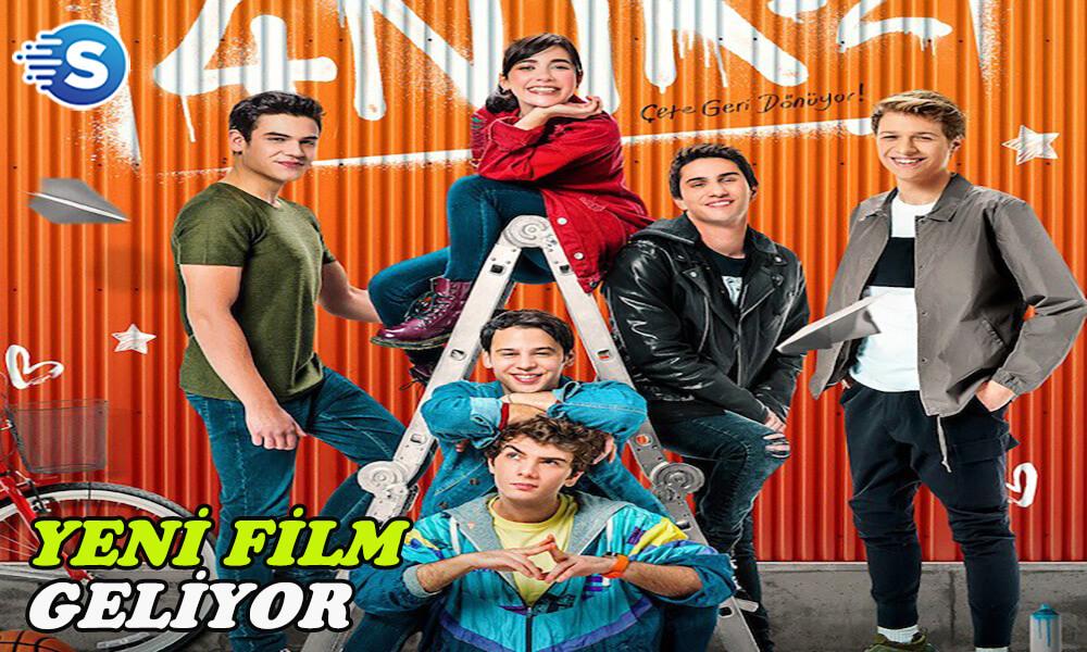 4NK1 yapımcısı Fabrika Yapım'dan yeni film geliyor