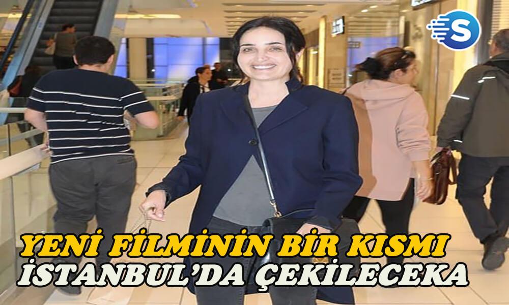 Fadik Sevin Atasoy'un filminin bir kısmı İstanbul'da çekilecek