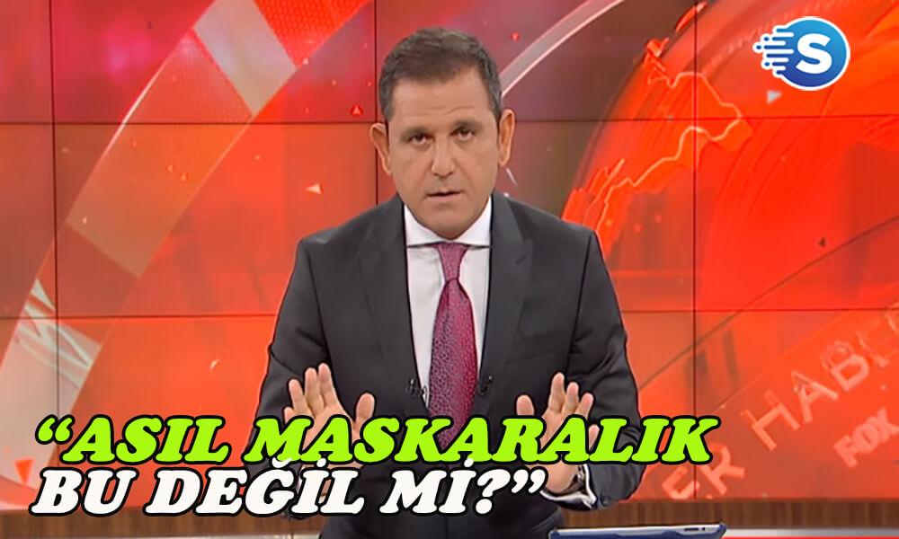 Fatih Portakal'dan Tarım Bakanı'na ağır eleştiri
