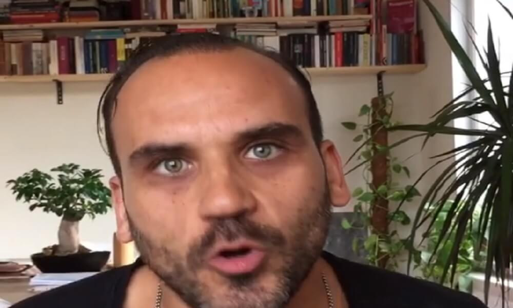 Gürgen Öz, Arda Turan'la dalga geçtiği bir video çekti