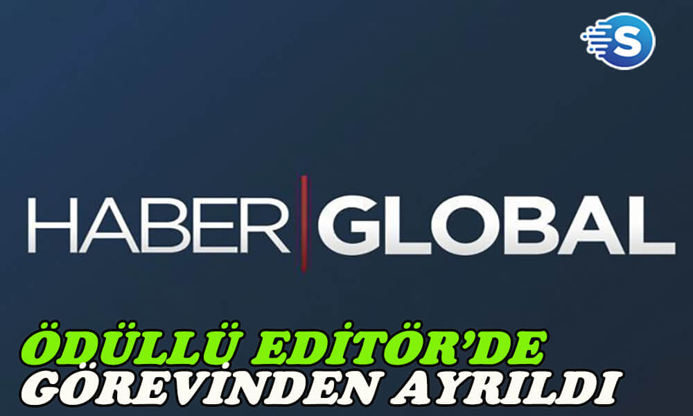 Haber Global'de bir istifa daha