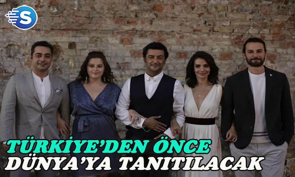 Hayat Gibi dizisi Türkiye'den önce Dünya'ya tanıtılacak
