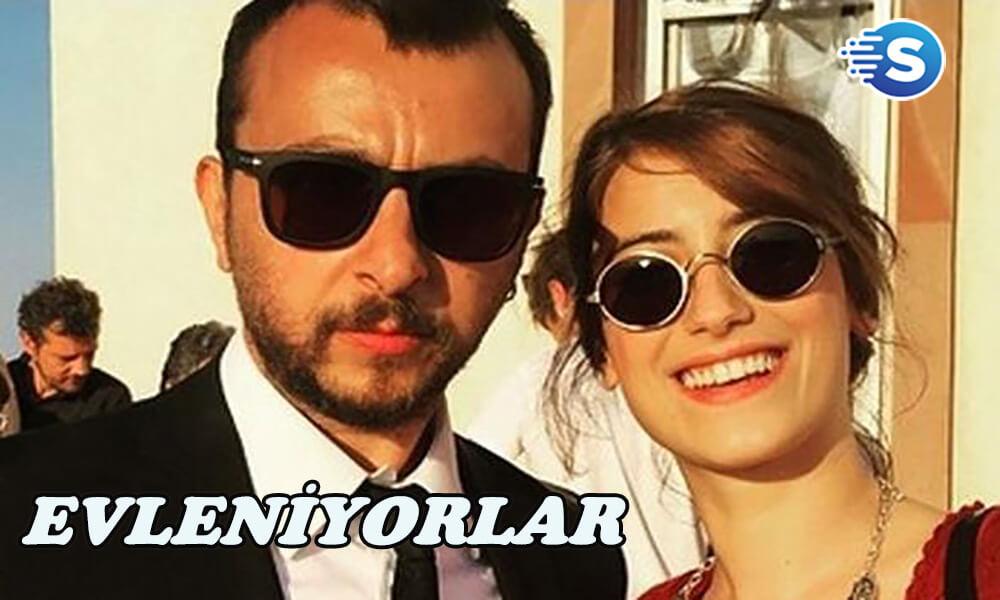 Hazal Kaya ve Ali Atay evleniyorlar!