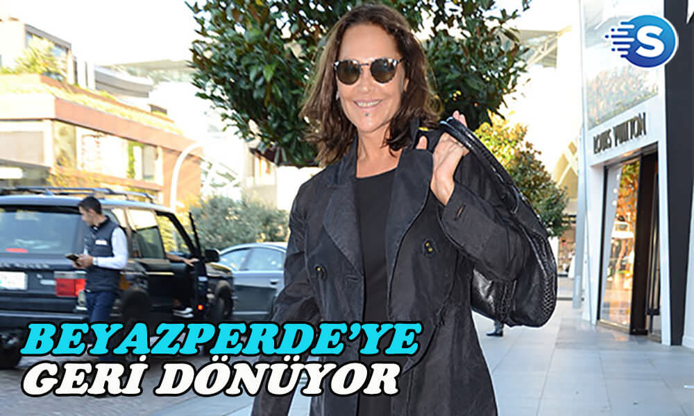 Hülya Avşar yeni filmi ile beyazperde'ye geri dönüyor