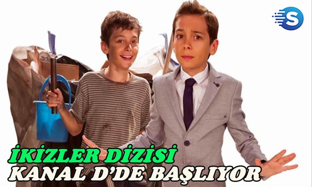 İkizler dizisi Kanal D'de başlayacak