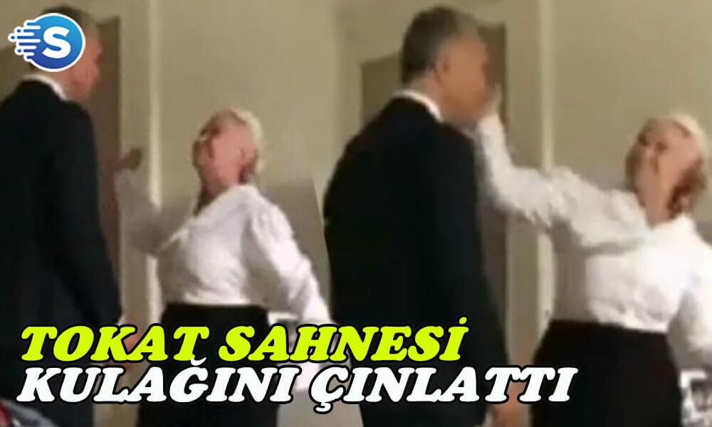 İstanbullu Gelin'deki tokat sahnesine Özcan Deniz'den gönderme