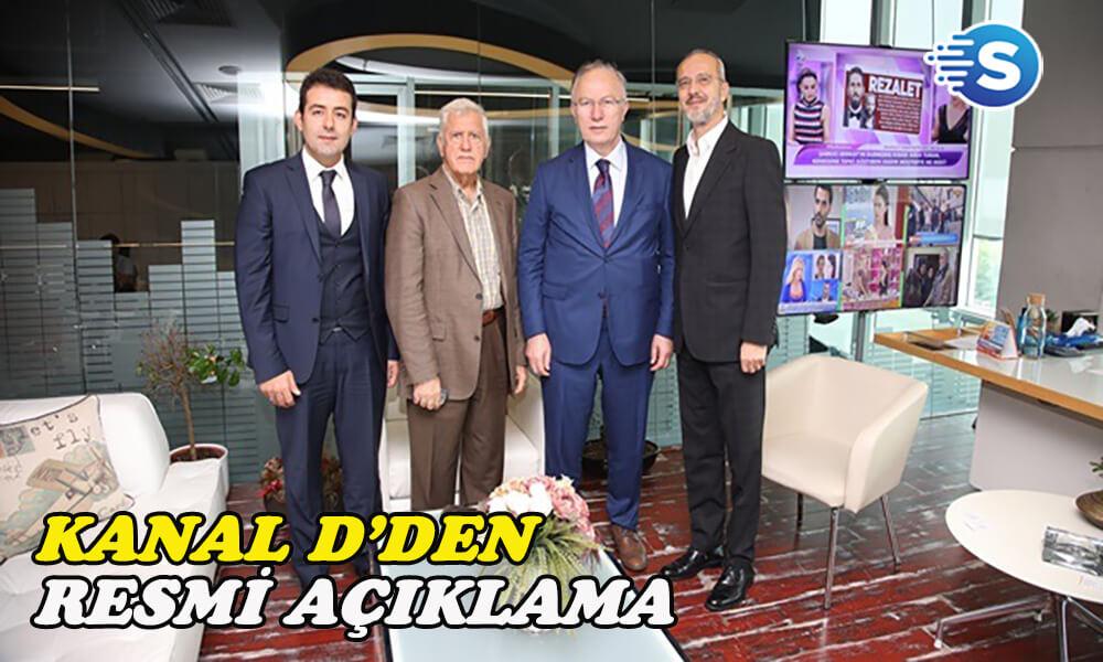 Kanal D'den Bir Umut Yeter'de ki 'Çerkes' repliği için resmi basın açıklaması geldi