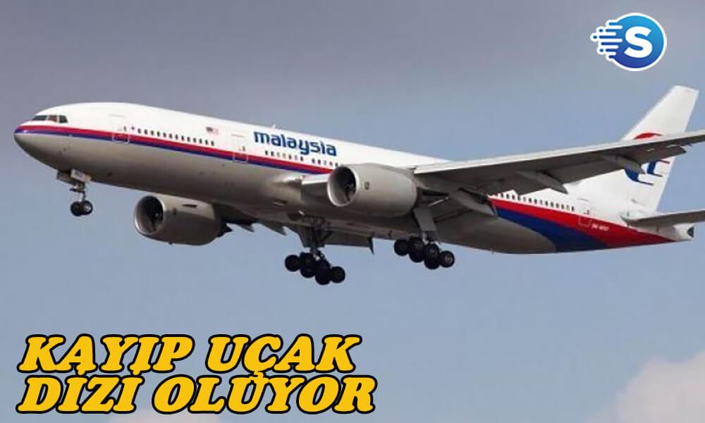 Gizemini hala koruyan kayıp Malezya uçağı dizi yapılıyor