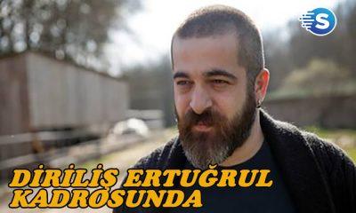 Kayra Şenocak, Diriliş Ertuğrul 5.sezon kadrosuna katıldı