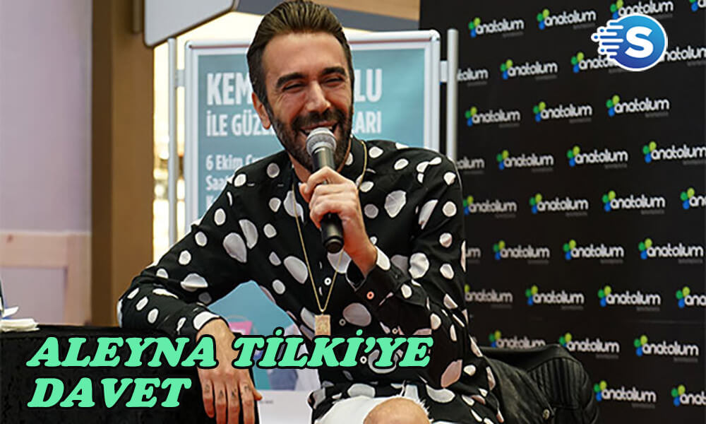 Kemal Doğulu, Gülşen'i övdü, Aleyna Tilki içinde bana gelsin geldi