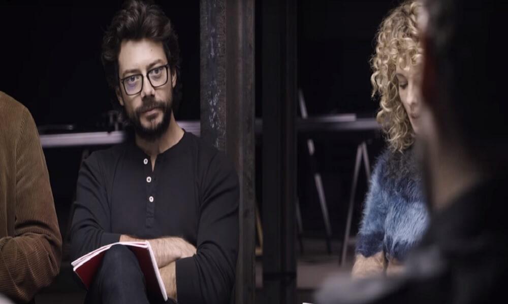 La Casa De Papel 3.sezonundan görüntüler ortaya çıktı