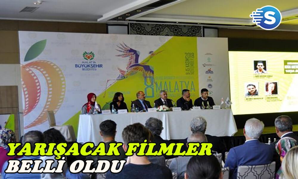 8. Malatya Film Festivali'nde bu filmler yarışacak