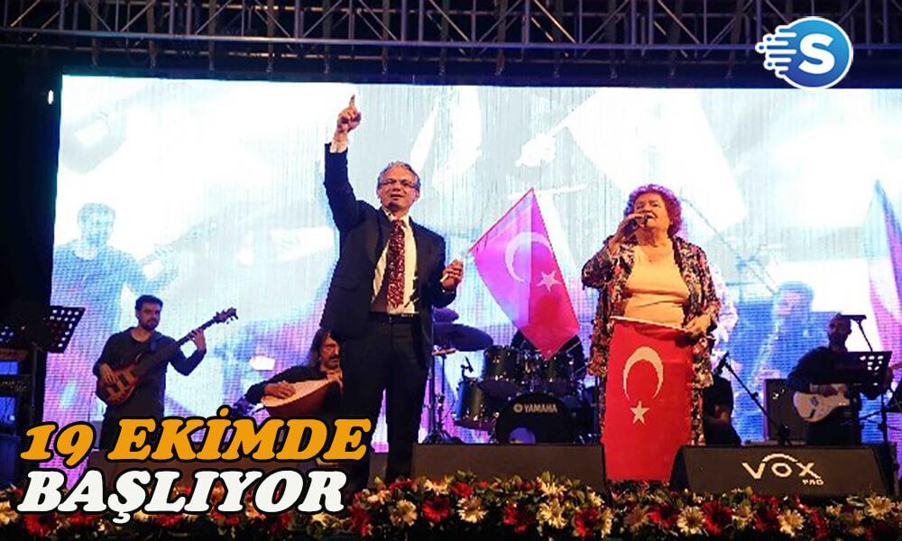 İzmirliler 'Milyonfest' için sabırsızlanıyor