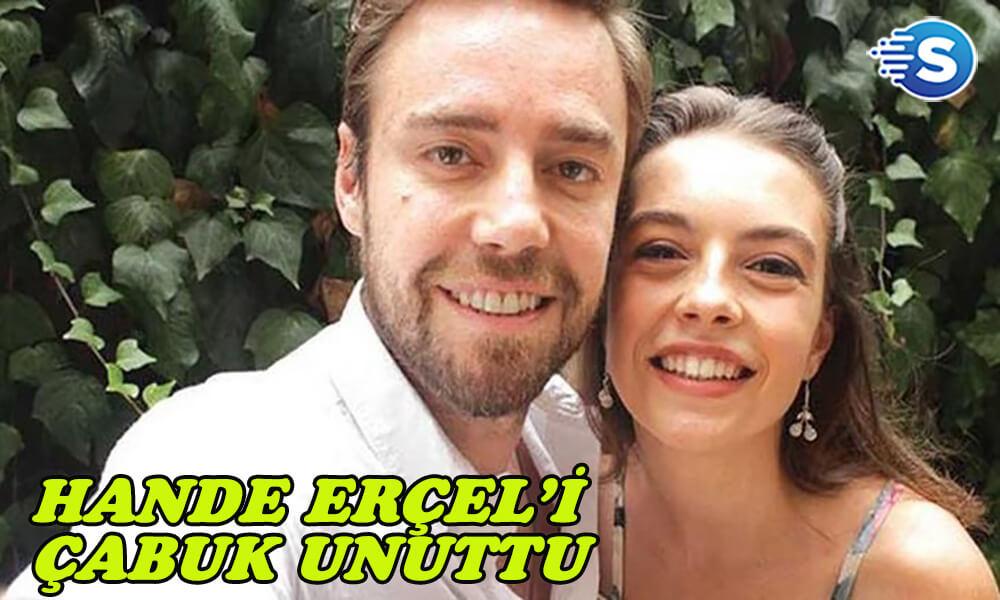Murat Dalkılıç rol arkadaşı Melis Sezenle aşk mı yaşıyor?