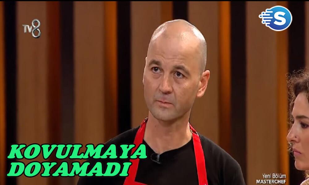 Murat, Masterchef Türkiye'den de kovuldu