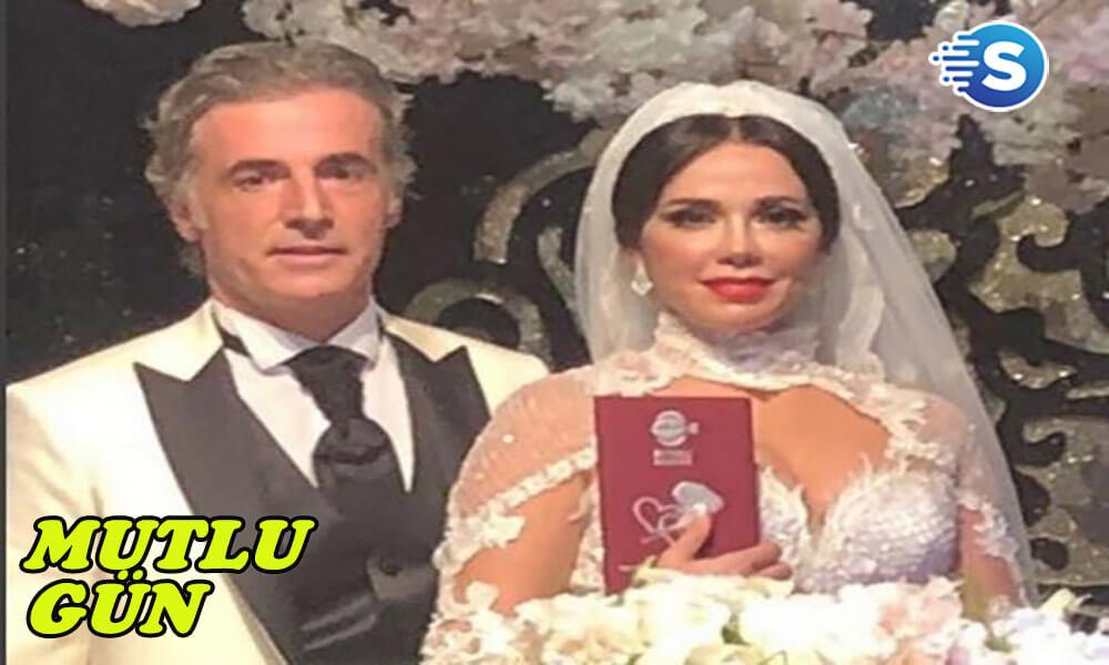 Usta oyuncu Murat Parasayar evlendi