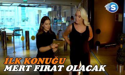 Nergis Kumbasar'ın ilk konuğu Mert Fırat oluyor!