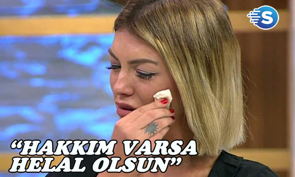 Nevin Şimşek: 'Hakkım varsa helal olsun'