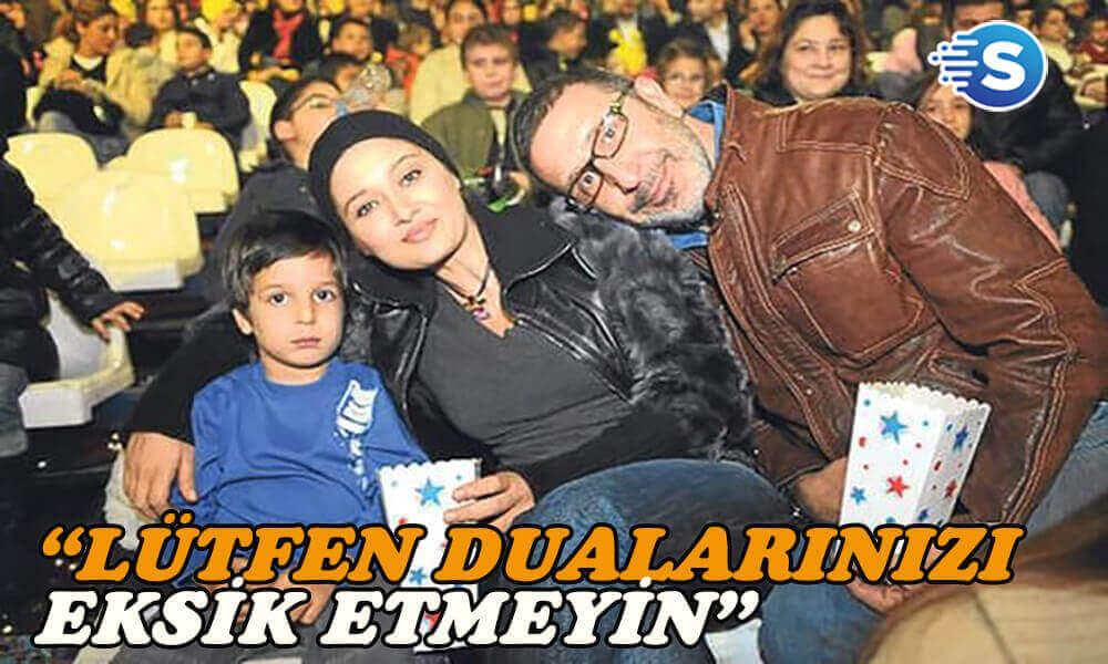 """Nurgül Yeşilçay'dan Cem Özer mesajı: """"Lütfen dua edin"""""""