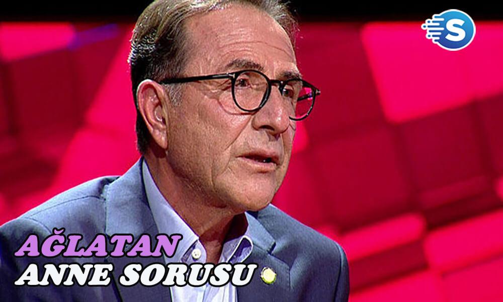Buket Aydın'ın konuğu Osman Müftüoğlu'nu ağlatan konu