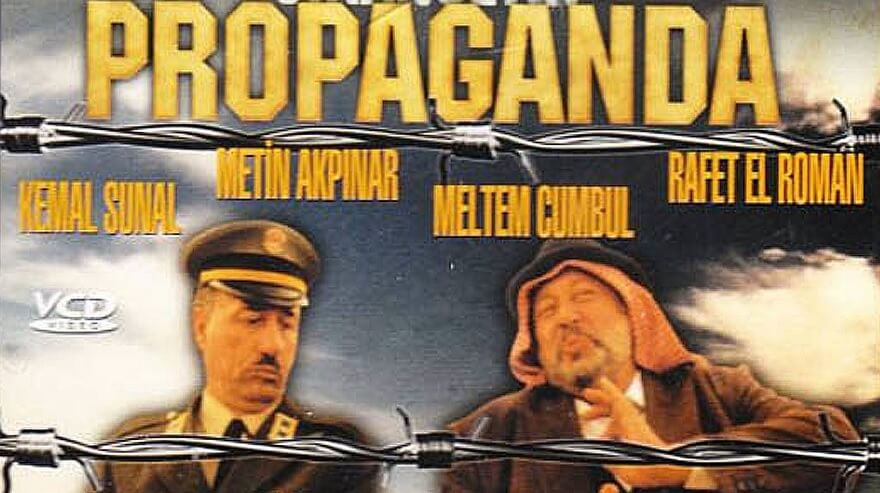 Sunal ailesinin açtığı davada Propaganda filmi için 6. kez bilirkişi istendi