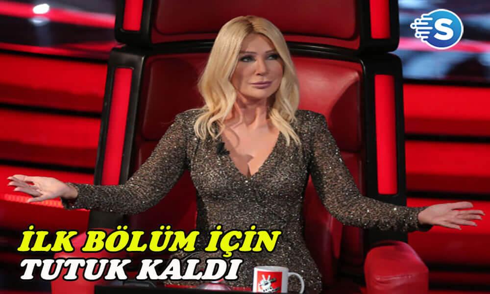 O Ses Türkiye'nin yeni jürisi Seda Sayan, sönük kaldı