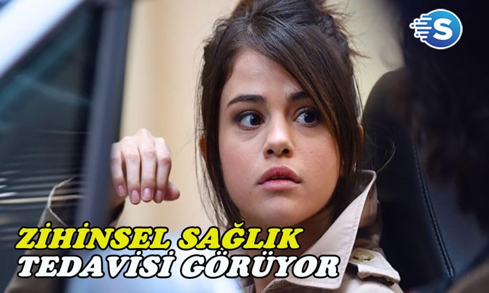 Selena Gomez, zihinsel sağlık sorunları yaşıyor