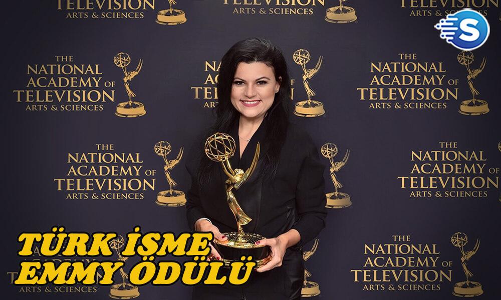 Selin Özdemir'e Emmy'den ödül!