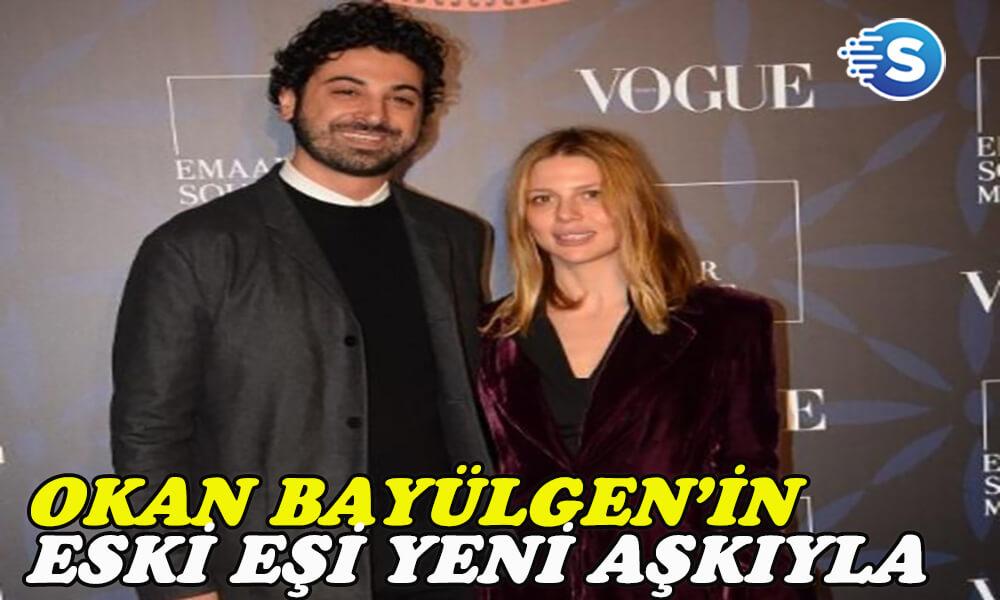 Okan Bayülgen'in eski eşi Şirin Ediger yeni bir aşka yelken açtı