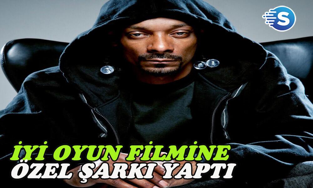 Snoop Dogg, İyi Oyun filmi için şarkı yaptı