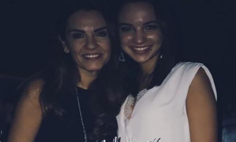 Miss Turkey 2018'in 2'ncisi Tara bir yaş daha büyüdü